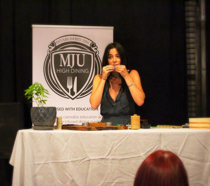 High Cannabis Dining: Sushi and Doobie Rolling Workshop
